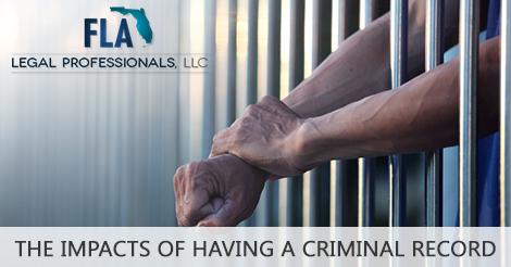 Jacksonville Criminal Record